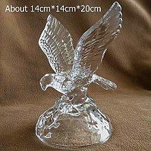 LZYPQY Sculpture Statue Ornamentexquisite Crystal