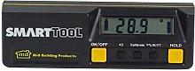 M-D 92346 Smart Tool 6-Inch Digital Inclinometer,