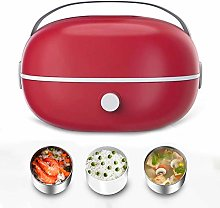 M&TG Electric Lunch Box,Portable Food Heater