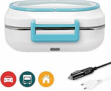 M&TG Electric Lunch Box,Toursion Dual Use Car Home