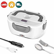M&TG Electrical Lunch Heating Box, 3 in 1 Meal