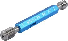 M10 x 1.25 2mm 6H Steel Pipe Thread Plug Gage