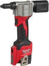 M12 BPRT-201X Pop Rivet Tool Kit - Milwaukee