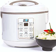 M4Y Rice Cooker, Slow Cooker and Food Steamer –