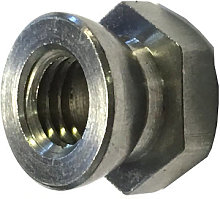 M6 Shear Nut A4 stainless steel (Permacone -