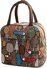 MA87 Thermal Insulated Tote Picnic Lunch Cool Bag