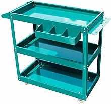 MAATCHH Tool Cabinets Cart with Three Storage