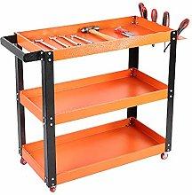 MAATCHH Tool Cabinets DIY Tool Storage Wheel Cart