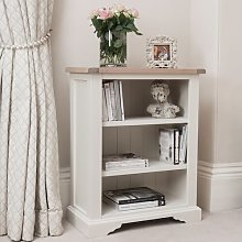 Mablethorpe Low Bookcase Brambly Cottage