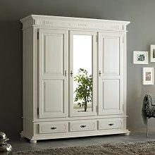 Mac 3 Door Wardrobe Rosalind Wheeler