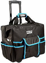 "Mac Allister 18"" Black & Blue Tool Bag with"