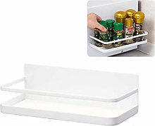 Macabolo Magnetic Refrigerator Storage Rack, Wall