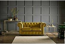 MacAdam 2 Seater Chesterfield Sofa Rosalind