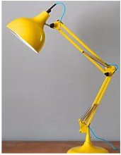 macgowen & Rutherford - Acid Yellow Desk Lamp