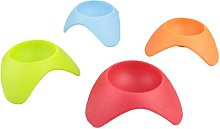 Mackur Silicone Egg Cup in Modern Design Egg Tray
