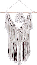 Macrame Woven Tapestry Wall Hanging Boho Tapestry