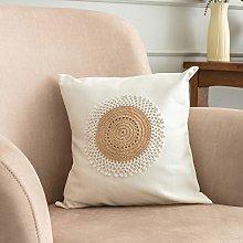 Macreme Cushion Covers 2-Pack Boho Square