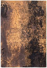 Mad Men Cracks 8618 Deep Mine Rugs 230 x 330cm