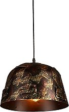 MADBLR7 Chandelier, American Industrial Country