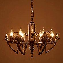 MADBLR7 Chandelier, American Loft Pendant Light
