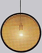 MADBLR7 Pendant Light Creative Handmade Woven