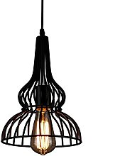 MADBLR7 Retro Industrial Wind Aisle Stairs Pendant