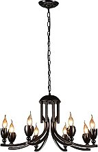 MADBLR7 Vintage Industrial Black Classic Candle