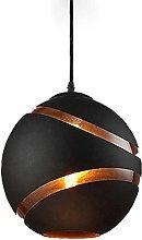 MADBLR7 Vintage Small Pendant Lamp Creative Iron