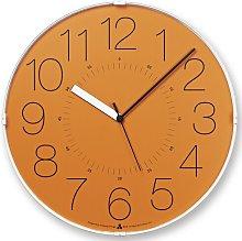 Maddison 32cm Wall Clock Ebern Designs Colour: