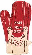 Made From Scratch Oven Mitt by Blue Q.