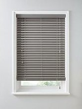 Made To Measure 50Mm Faux Wood Venetian Blinds