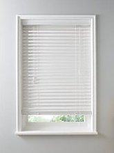 Made To Measure 50Mm Wooden Venetian Blinds - Pure