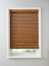 Made To Measure 50Mm Wooden Venetian Blinds -