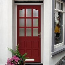 Made to Measure Exterior Alicante Door with Double