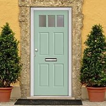 Made to Measure Exterior Bute Door - Fit Your Own