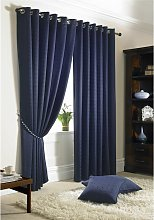 Madison Eyelet Ring Top Curtain Pair Fully Lined