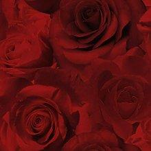 Madison Red Wallpaper 119502 - Muriva