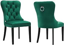Madison Upholstered Dining Chair BelleFierté