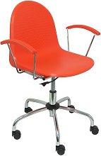 Madiun Desk Chair Brayden Studio Colour: Orange