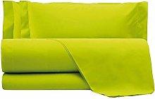 Maè Bedding Set Singolo (160x290) green