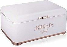 Maestro 1677 Bread Bin Steel White-rose gold