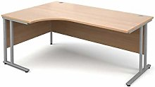 Maestro 25 Left Hand Ergonomic 1800 Desk with