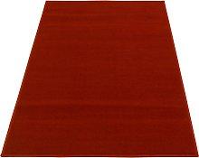 Maestro Plain Rug - 80x150cm - Red
