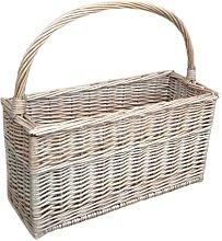 Magazine/Flask Picnic Basket Brambly Cottage