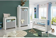 Magdalena Cot Bed 3 Piece Nursery Furniture Set