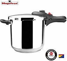 MAGEFESA DB Pressure Cooker Super Fast Easy Use,