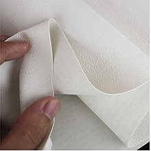 MAGFYLY leather fabric roll Leatherette Litchi