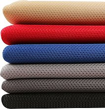 MAGFYLY Upholstery Cushion Fabric Mesh Fabric For