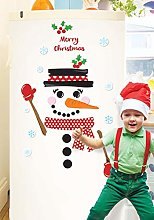 Magic Christmas Snowman Fridge Magnet set/Kit