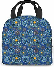 Magic Circle Lunch Bag Reusable Lunch Box Lunch